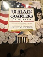 UNITED STATES 50 STATE COINS 1999   2008 COMPLETE SET BOOK I