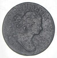 1803 DRAPED BUST LARGE CENT 7261