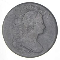 1802 DRAPED BUST LARGE CENT 6263