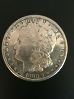 1888-S MORGAN SILVER DOLLAR - EXCELLENT CONDITION  DATE BEAUTIFUL