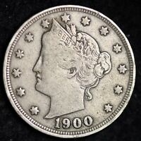 XF 1900 LIBERTY V NICKEL FREE SHIPPING