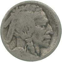 1920 S BUFFALO NICKEL ABOUT GOOD AG
