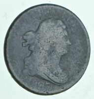 1/2C   HALF CENT   1807 DRAPED BUST UNITED STATES   HALF CEN