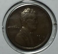 1912 S LINCOLN WHEAT CENT PENNY AU CHOICE BR