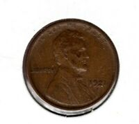 1921-S LINCOLN WHEAT CENT GRADES ALMOST UNCIRCULATED C2919