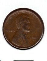 1921-S LINCOLN WHEAT CENT GRADES FINE  C468FL