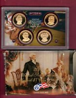 2008 PRESIDENTIAL DOLLAR PROOF SET  COINS HERE PROBLEM FREE COINS BUY IT NOW