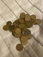 LOT OF 50 LINCOLN WHEAT CENT