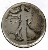1919 WALKING LIBERTY HALF DOLLAR AVE CIRCULATED.C3051