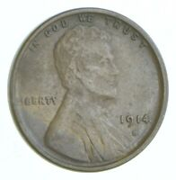 1914-S LINCOLN WHEAT CENT 8905
