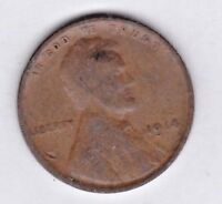 1914 LINCOLN CENT IN GOOD  CONDITION :  PLEASE SEE THE SCAN     STK 14-100