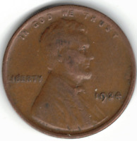 1924 LINCOLN CENT IN FINE CONDITION :  PLEASE SEE THE SCAN   STK 24-W
