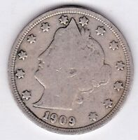 1902 LIBERTY NICKEL IN GOOD  CONDITION  PLEASE SEE THE SCAN    STK W703
