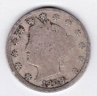 1908 LIBERTY NICKEL IN GOOD  CONDITION  PLEASE SEE THE SCAN    STK V2