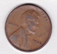 1928 D  LINCOLN CENT IN FINE  CONDITION  PLEASE SEE THE SCAN    STK F6323