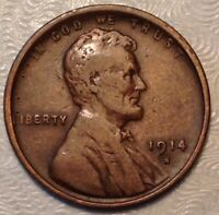 1914 S LINCOLN CENT