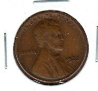 1932-D LINCOLN WHEAT CENT GRADES  FINE FL264