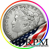 4TH OF JULY SALE RANDOM YEAR $1 CULL MORGAN SILVER DOLLARS FULL DATE NO HOLES