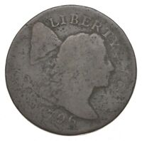 1796 FLOWING HAIR LARGE CENT 9168