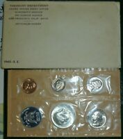 1965 SPECIAL MINT SET SOFT PACK ORIGINAL PACKING ESTATE AUCT