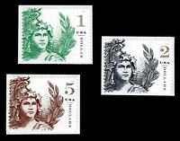 US 5295 5296 5297 STATUE OF FREEDOM $1 $2 $5 SET  3 STAMPS  MNH 2018