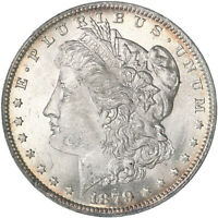1879 O MORGAN SILVER DOLLAR BU US MINT COIN