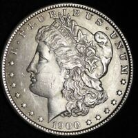 1900 MORGAN SILVER DOLLAR CHOICE UNC SHIPS FREE E358 WNL
