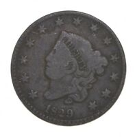 BETTER 1829 MATRON HEAD   US LARGE CENT PENNY COIN COLLECTIO