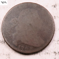 1798 DRAPED BUST LARGE CENT   118