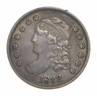 1832 CAPPED BUST HALF DIME 4591