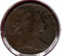 1805 DRAPED BUST LARGE CENT GRADES  GOOD DETAIL.READ PLEASE C4520