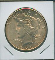 1926 S PEACE DOLLAR $1 US MINT COIN  DATE SILVER COIN 1926-S MS