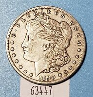 WEST POINT COINS  1899-S MORGAN SILVER DOLLAR