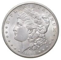 1889-S MORGAN SILVER DOLLAR 9575