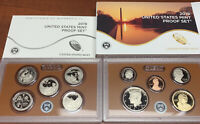 COMPLETE 10 COIN 2019 UNITED STATES CLAD MINT PROOF SET WITH