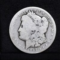 1892-CC MORGAN DOLLAR - GOOD DETAILS 33314