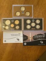 2016 S UNITED STATES MINT SILVER PROOF SET   13 COIN PROOF S
