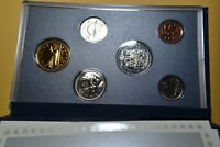 CANADA 1992 UNCIRCULATED MINT SET 1 CENT TO 1 DOLLAR WITH CO