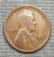 1914 D LINCOLN WHEAT CENT