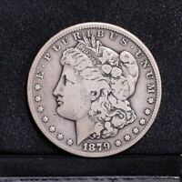 1879-CC MORGAN DOLLAR - VG 34177