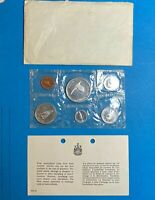 1967 CANADA BRILLIANT UNCIRCULATED PROOFLIKE SET ROYAL CANAD