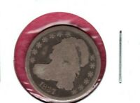 1837 CAPPED BUST DIME GRADES GOOD/ALMOST GOOD BUY IT NOW C993
