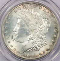 1894-S 1894 MORGAN SILVER DOLLAR PCGS MINT STATE 64