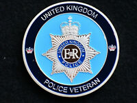 2021 NEW CHALLENGE COIN.  UNITED KINGDOM  POLICE VETERAN  OFFICE OF CONSTABLE