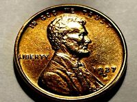 1927-D LINCOLN CENT  PENNY  CHOICE BU RED