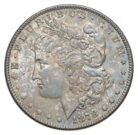 1878-S MORGAN SILVER DOLLAR 1002