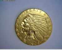 1909 D $5 GOLD INDIAN  VERY NICE     TAKE A LOOK
