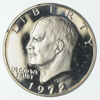 SILVER SPECIALLY MINTED S MINT MARK 1972 S 40  EISENHOWER SI