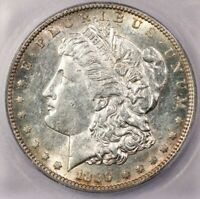 1889-S 1889 MORGAN SILVER DOLLAR ICG MINT STATE 61