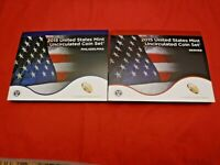 2015 US MINT UNCIRCULATED COIN SET P & D  28  COINS